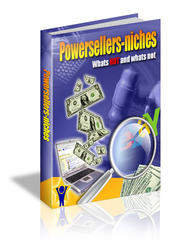 Ebay Power Sellers Niches